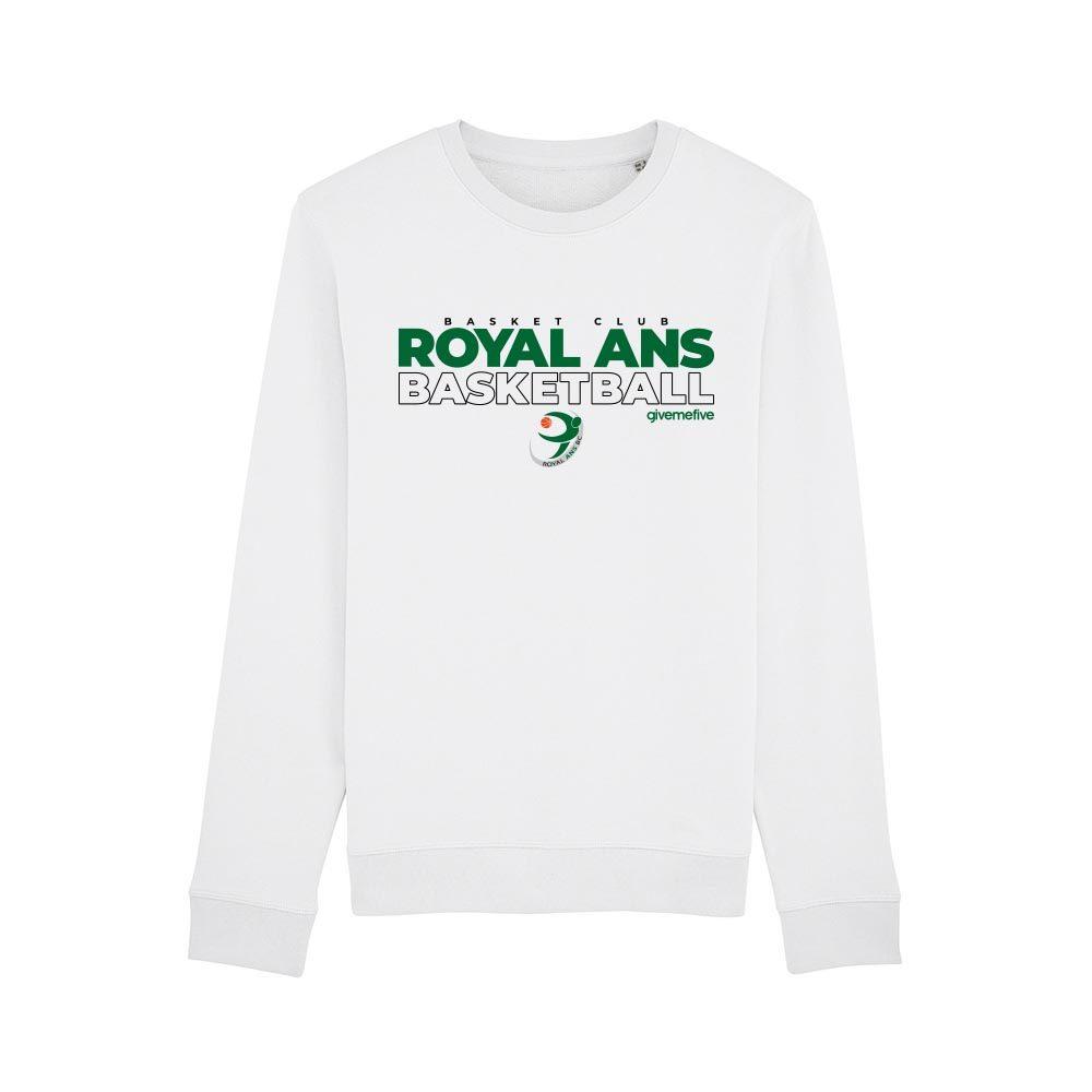 Sweat-shirt col rond – Ans