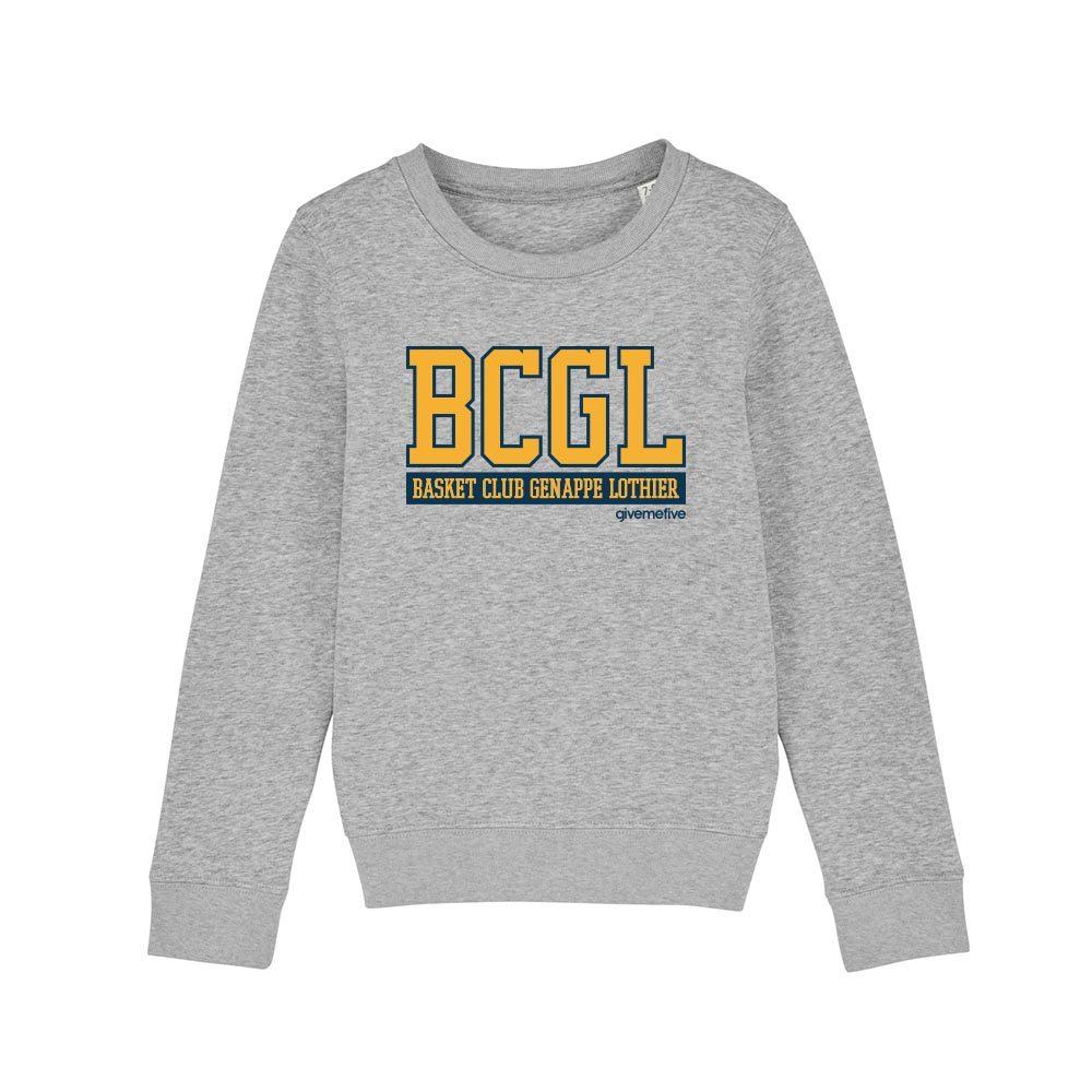 Sweatshirt enfant – BCGL