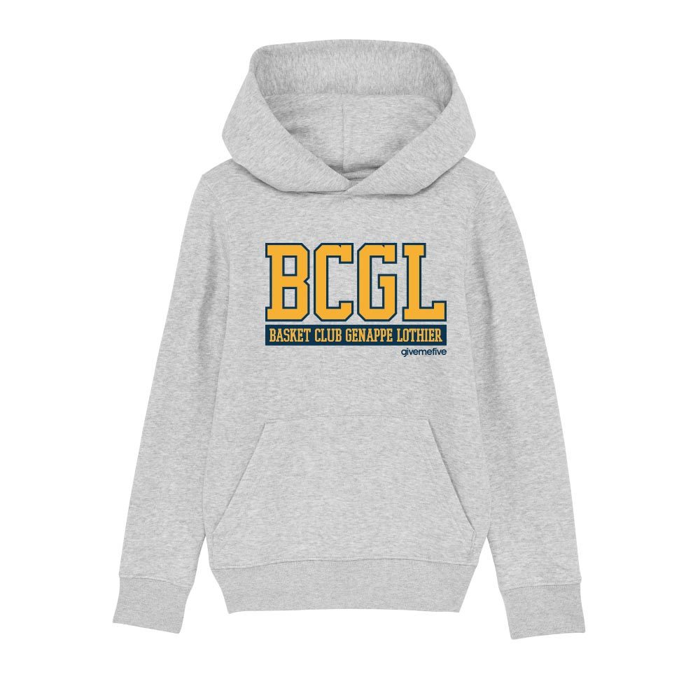 Sweatshirt capuche enfant – BCGL