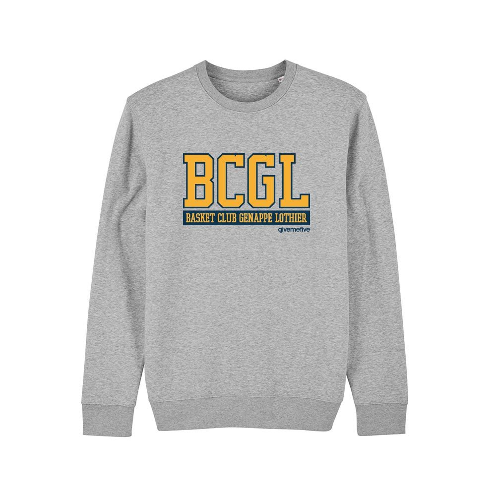 Sweat-shirt col rond – BCGL