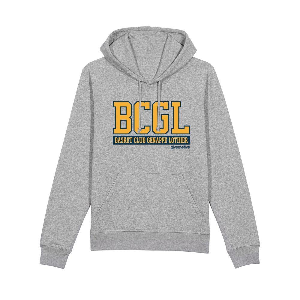 Sweat-shirt capuche – BCGL