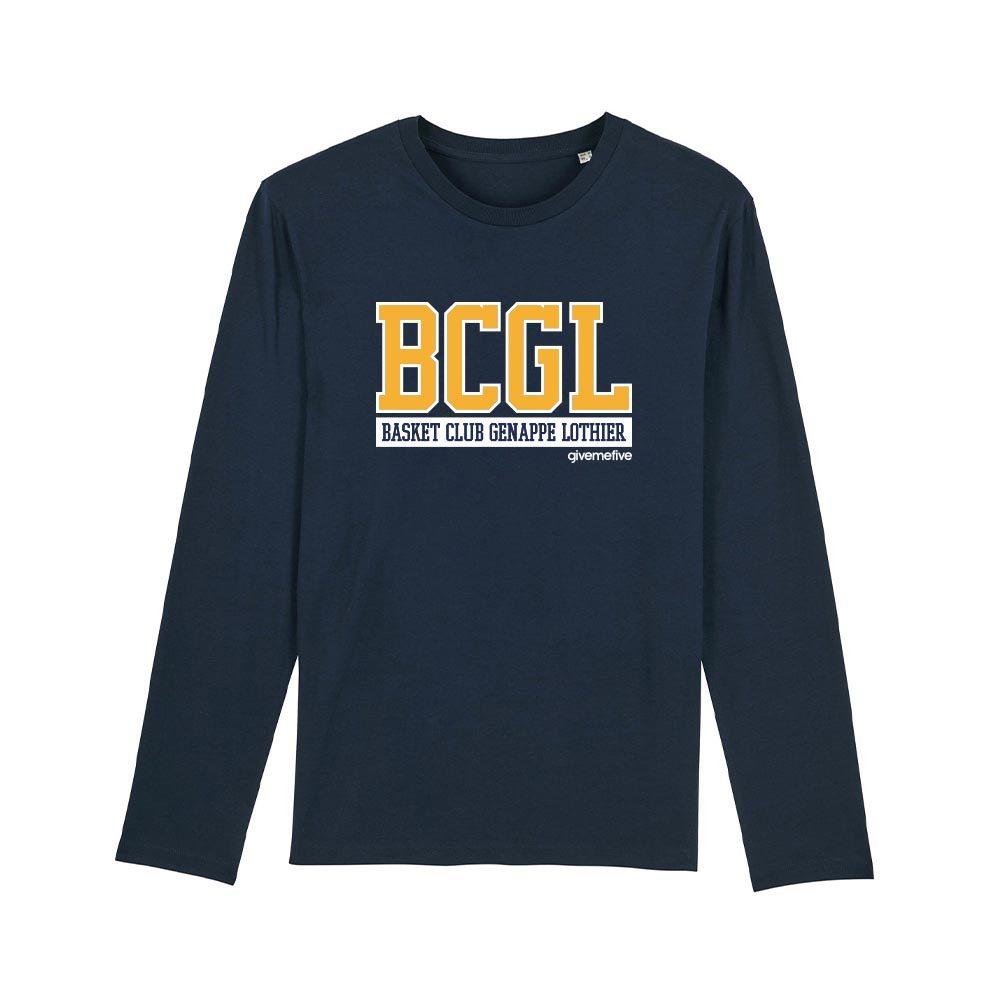 T-shirt manches longues – BCGL