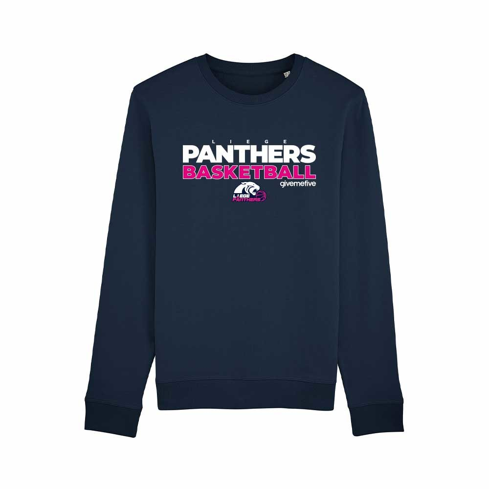 Sweat-shirt col rond – Liège Panthers