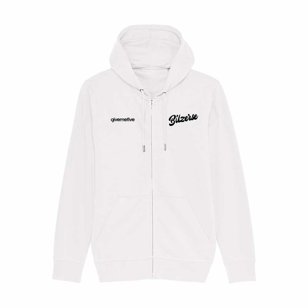 Sweat-shirt capuche zippé – Bilzerse
