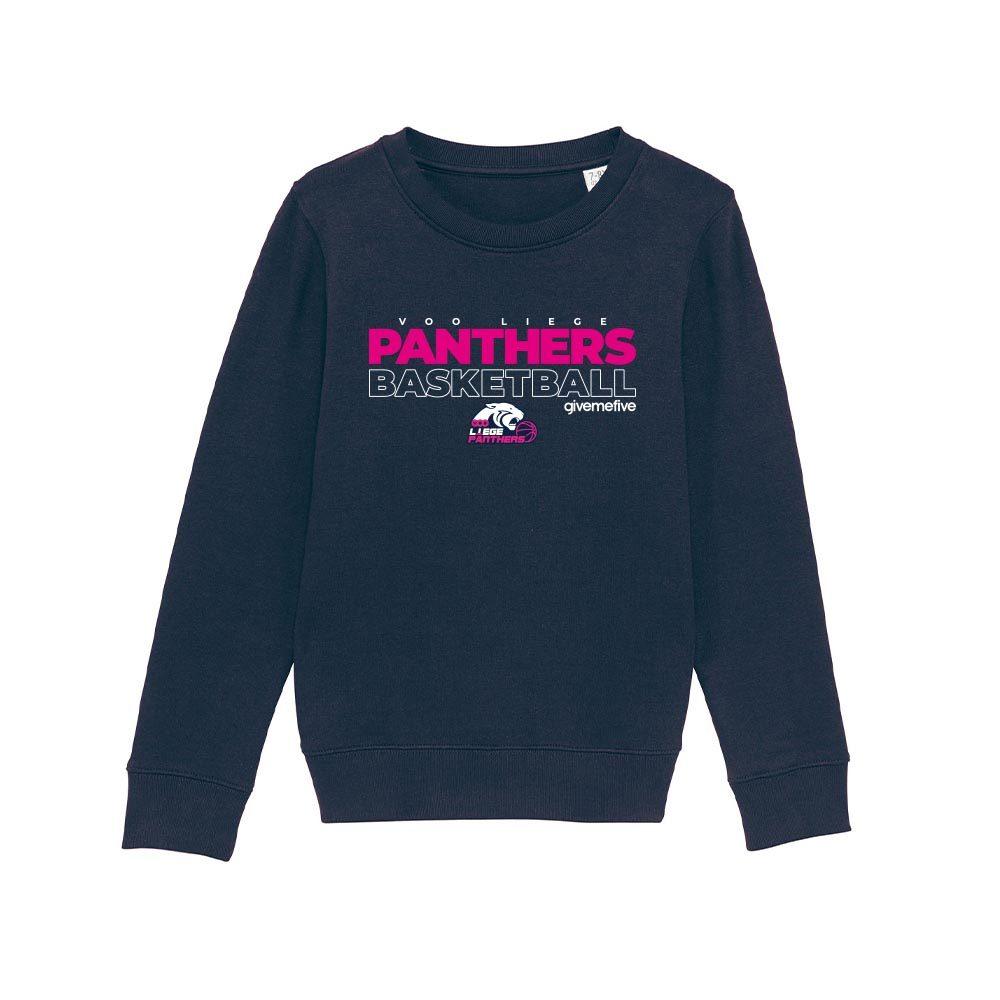 Sweatshirt enfant – Liège Panthers
