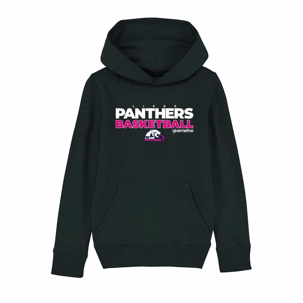 Sweatshirt capuche enfant – Liège Panthers