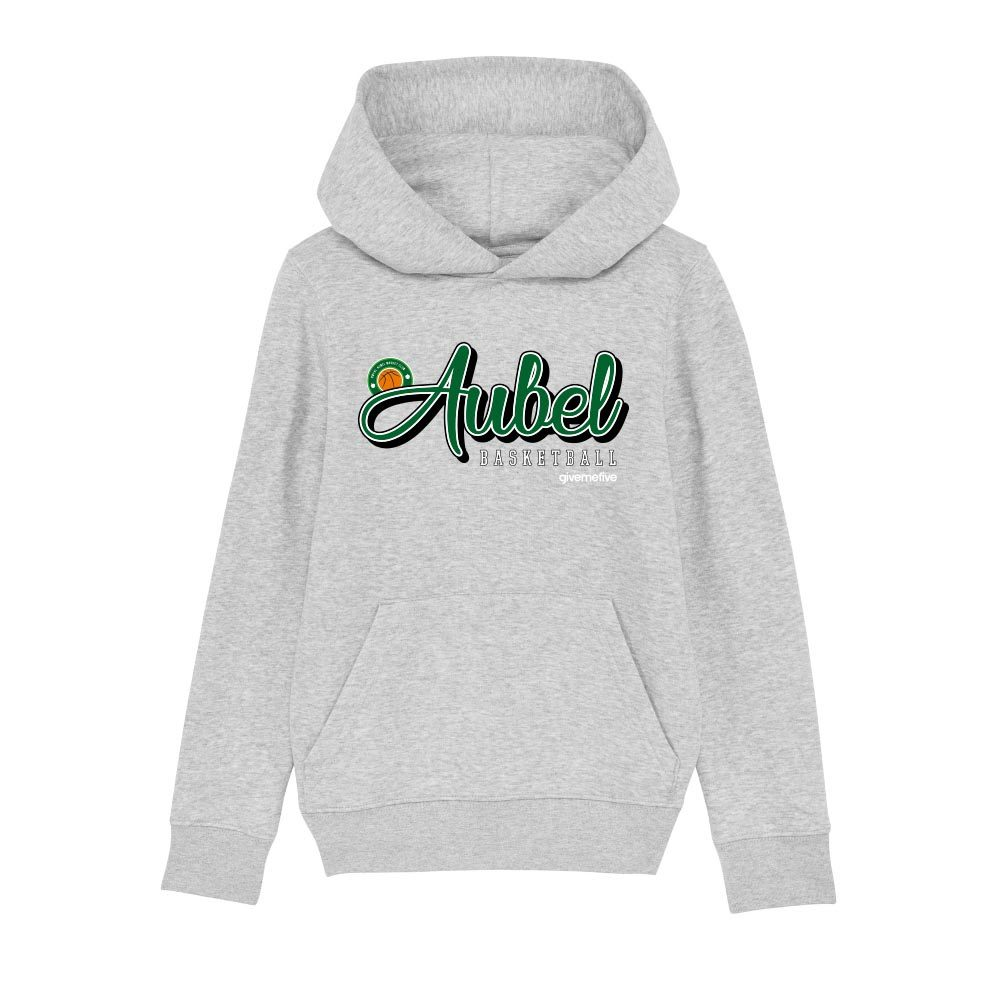 Sweatshirt capuche enfant – Aubel 2nd