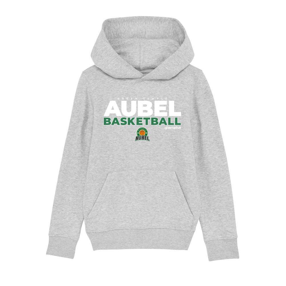 Sweatshirt capuche enfant – Aubel