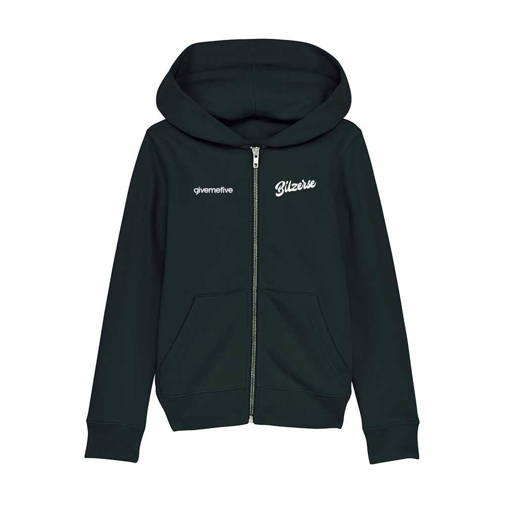 Sweatshirt capuche zip enfant – Bilzerse