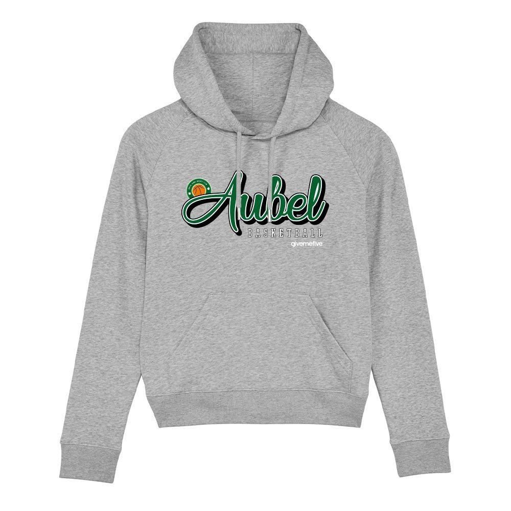 Sweat-shirt capuche femme – Aubel 2nd