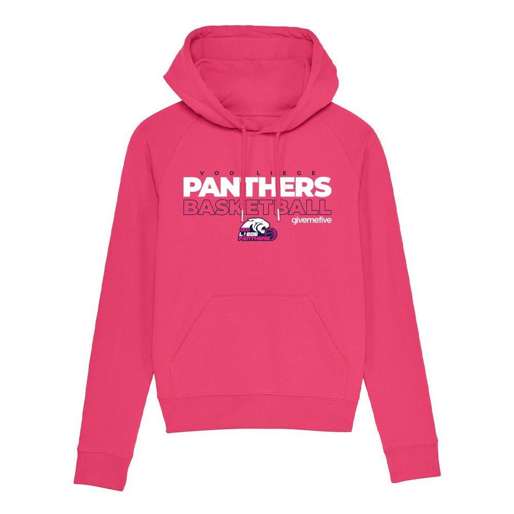 Sweat-shirt capuche femme – Liège Panthers