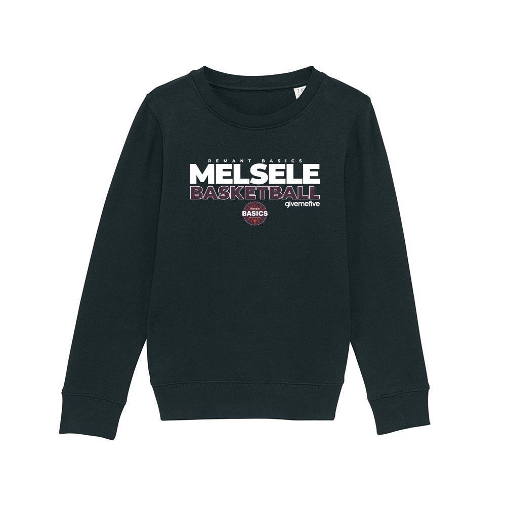 Sweatshirt enfant – Basics Melsele