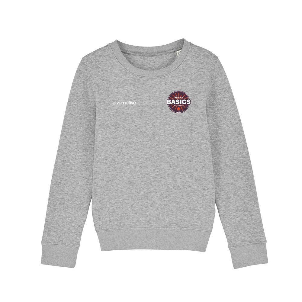 Sweatshirt enfant – Basics Melsele 2nd