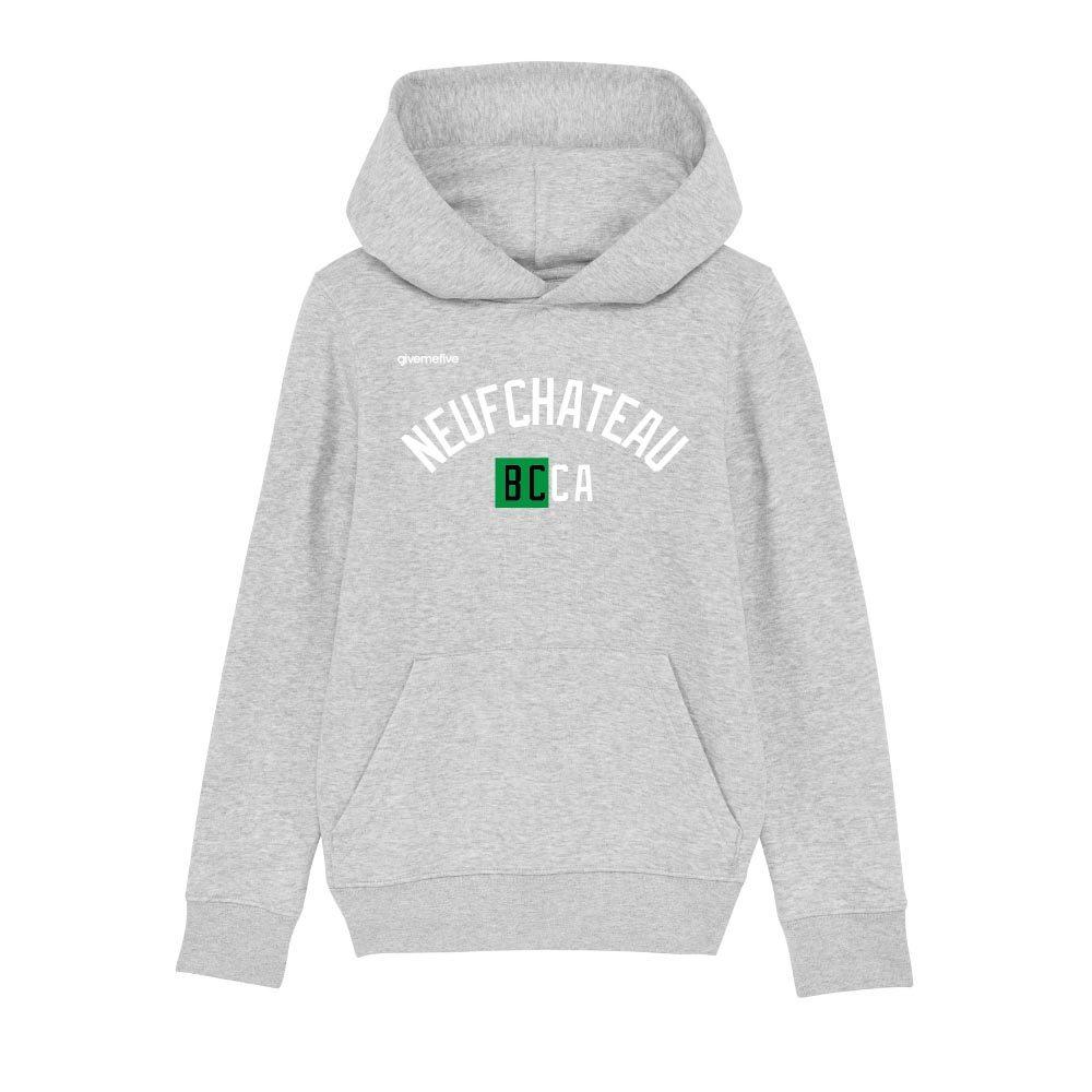 Sweatshirt capuche enfant – BCCA