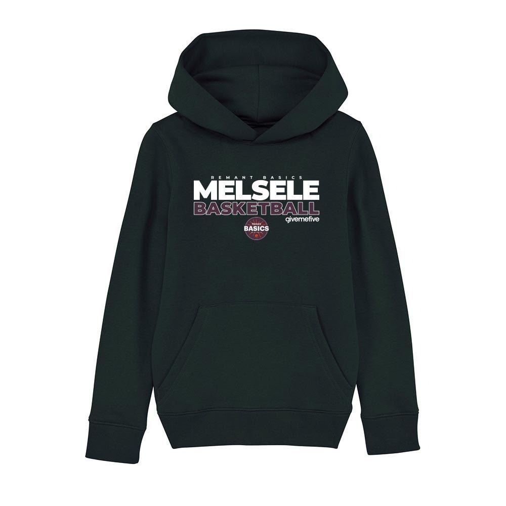 Sweatshirt capuche enfant – Basics Melsele