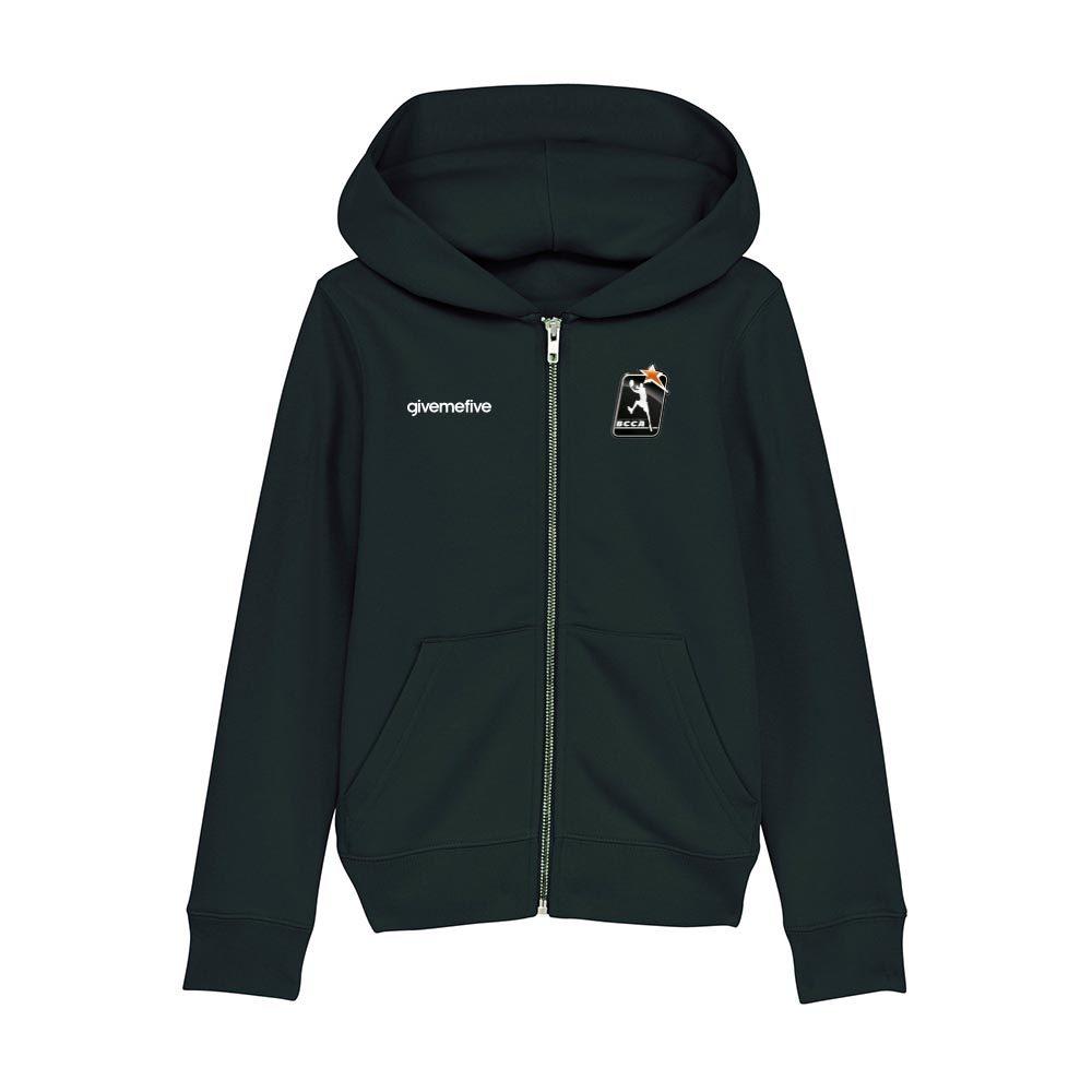 Sweatshirt capuche zip enfant – BCCA