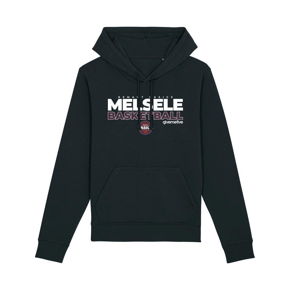 Sweat-shirt capuche – Basics Melsele