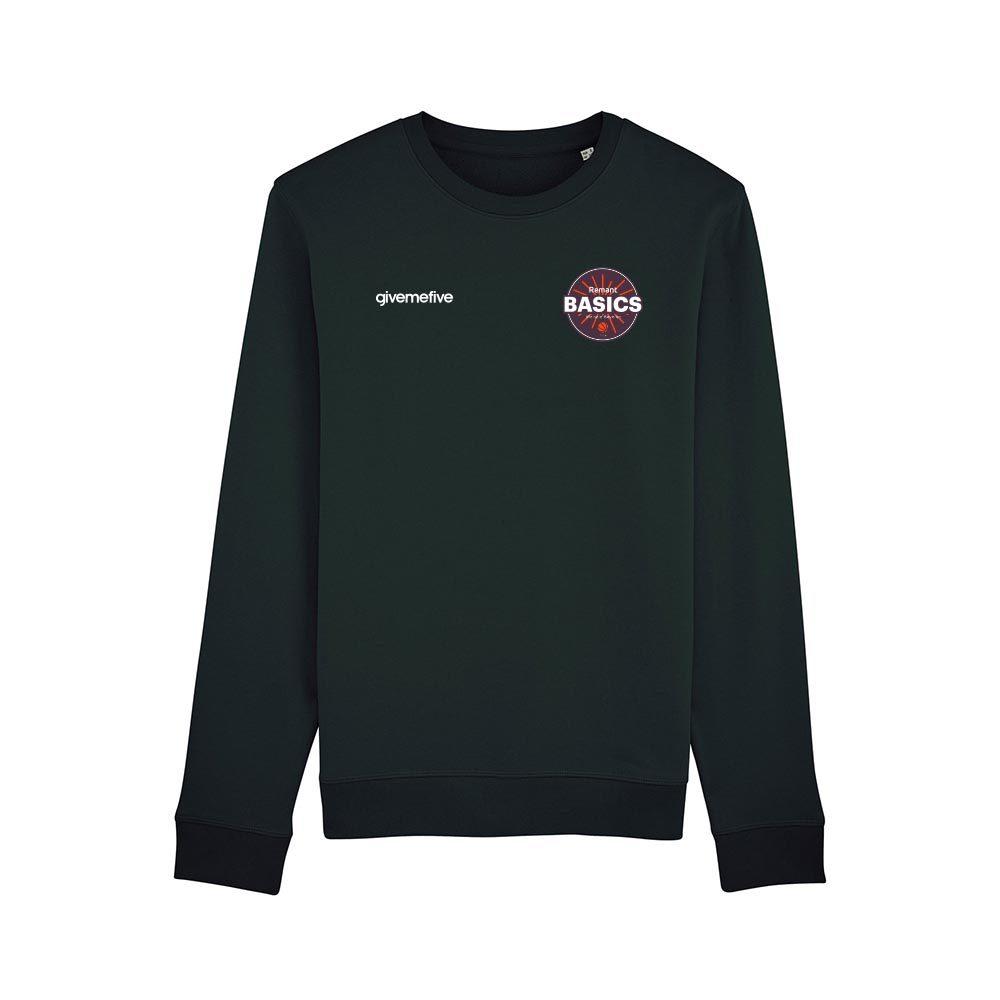 Sweat-shirt col rond – Basics Melsele 2nd