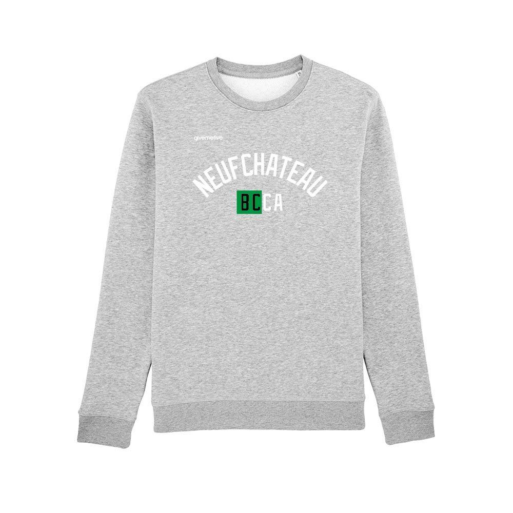 Sweat-shirt col rond – BCCA