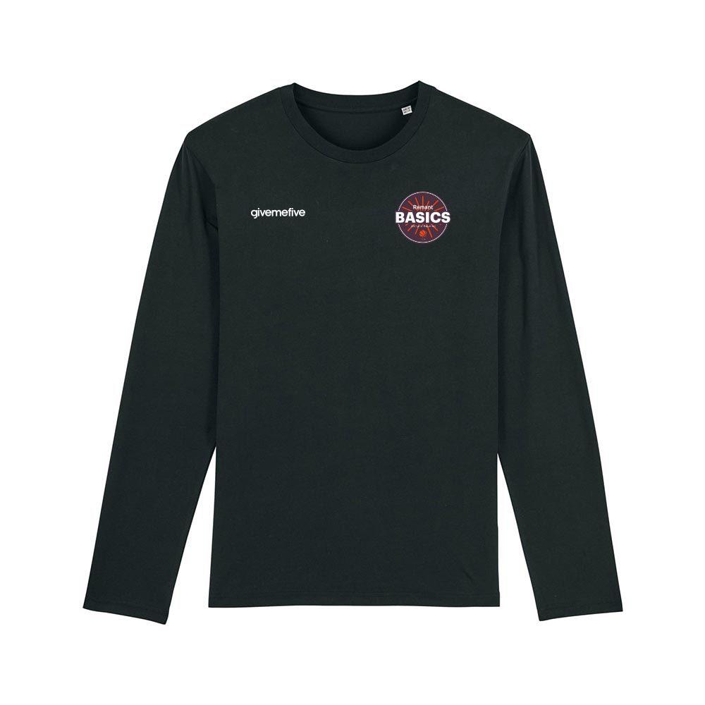 T-shirt manches longues – Basics Melsele 2nd
