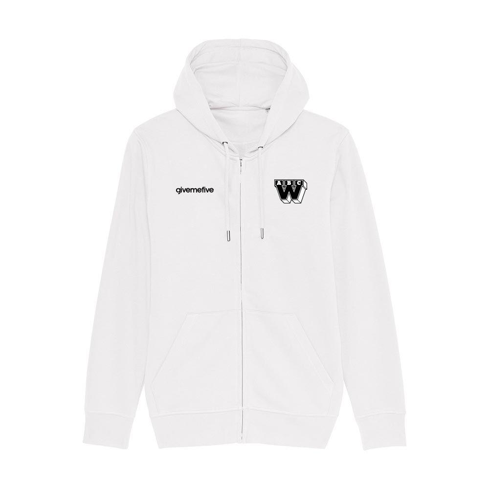Sweat-shirt capuche zippé – Waremme