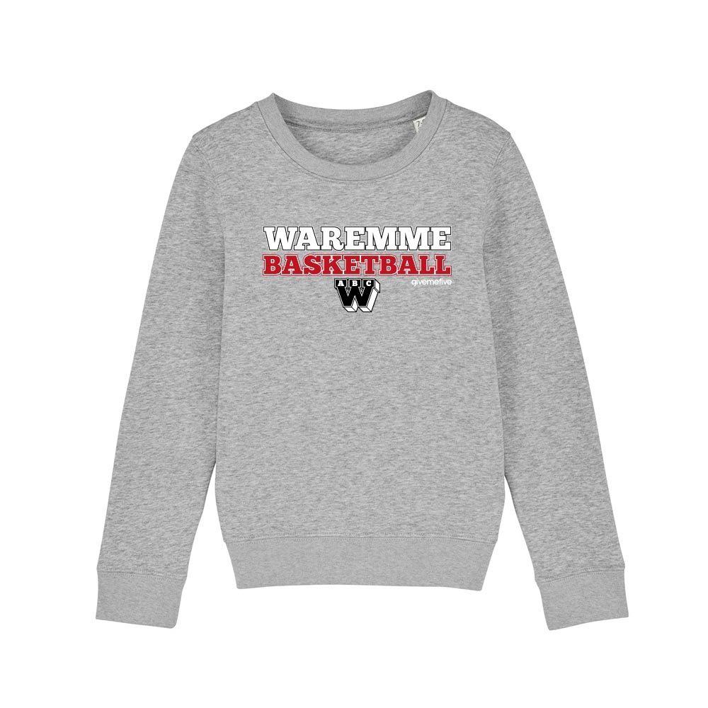 Sweatshirt enfant – Waremme Basketball