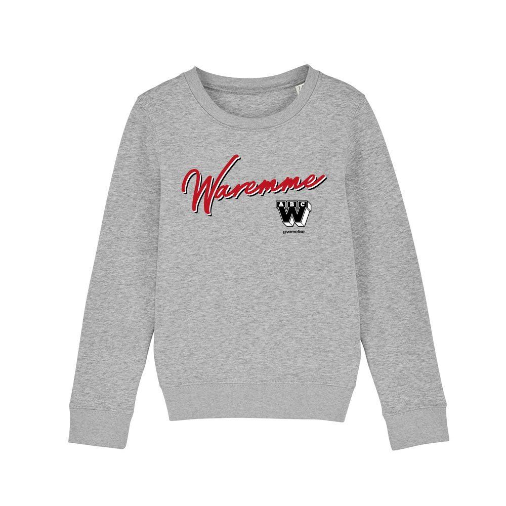 Sweatshirt enfant – Waremme