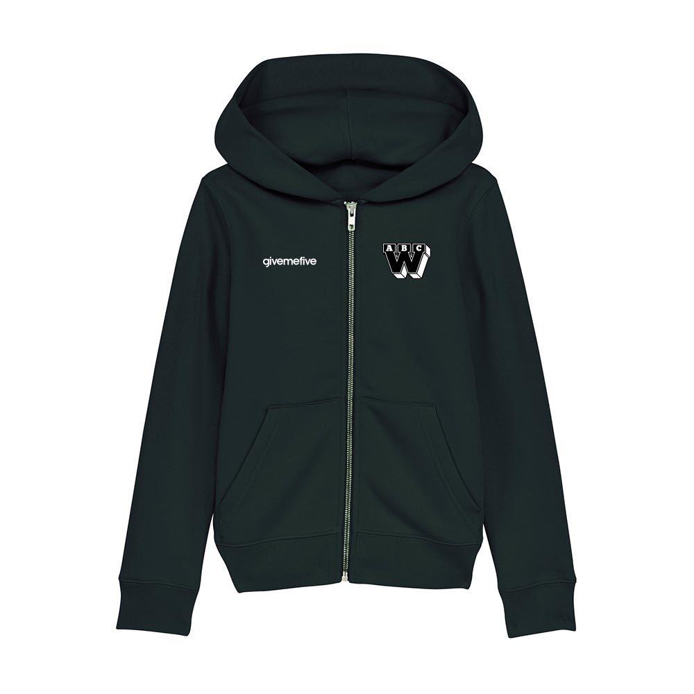Sweatshirt capuche zip enfant – Waremme