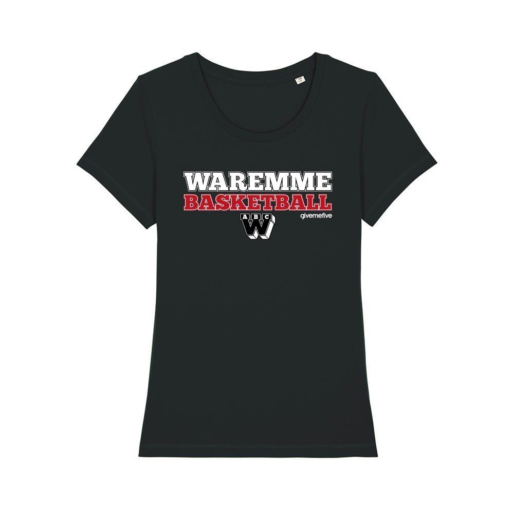 T-shirt femme - Waremme Basketball