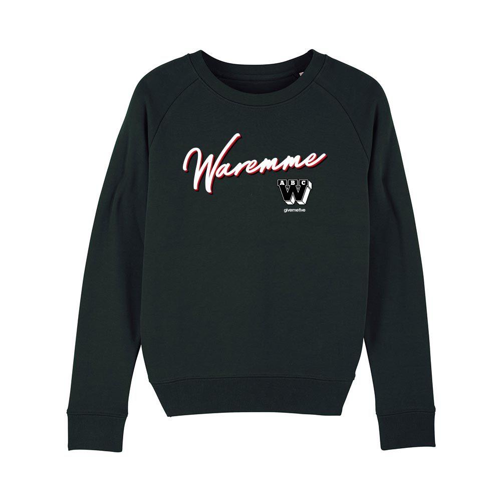 Sweat-shirt col rond femme – Waremme