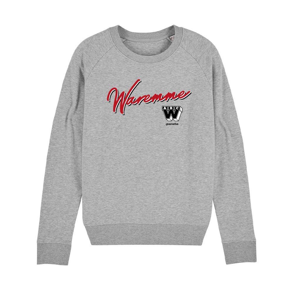 Sweat-shirt capuche femme – Waremme