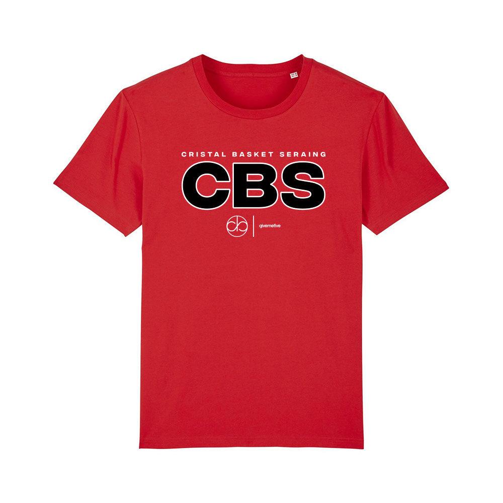 T-shirt enfant – Cristal Seraing