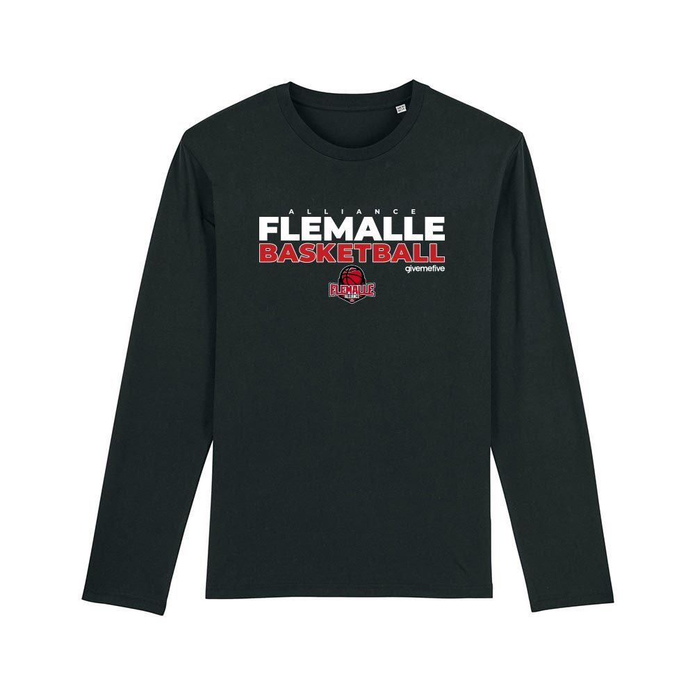 T-shirt manches longues – Flémalle Basketball