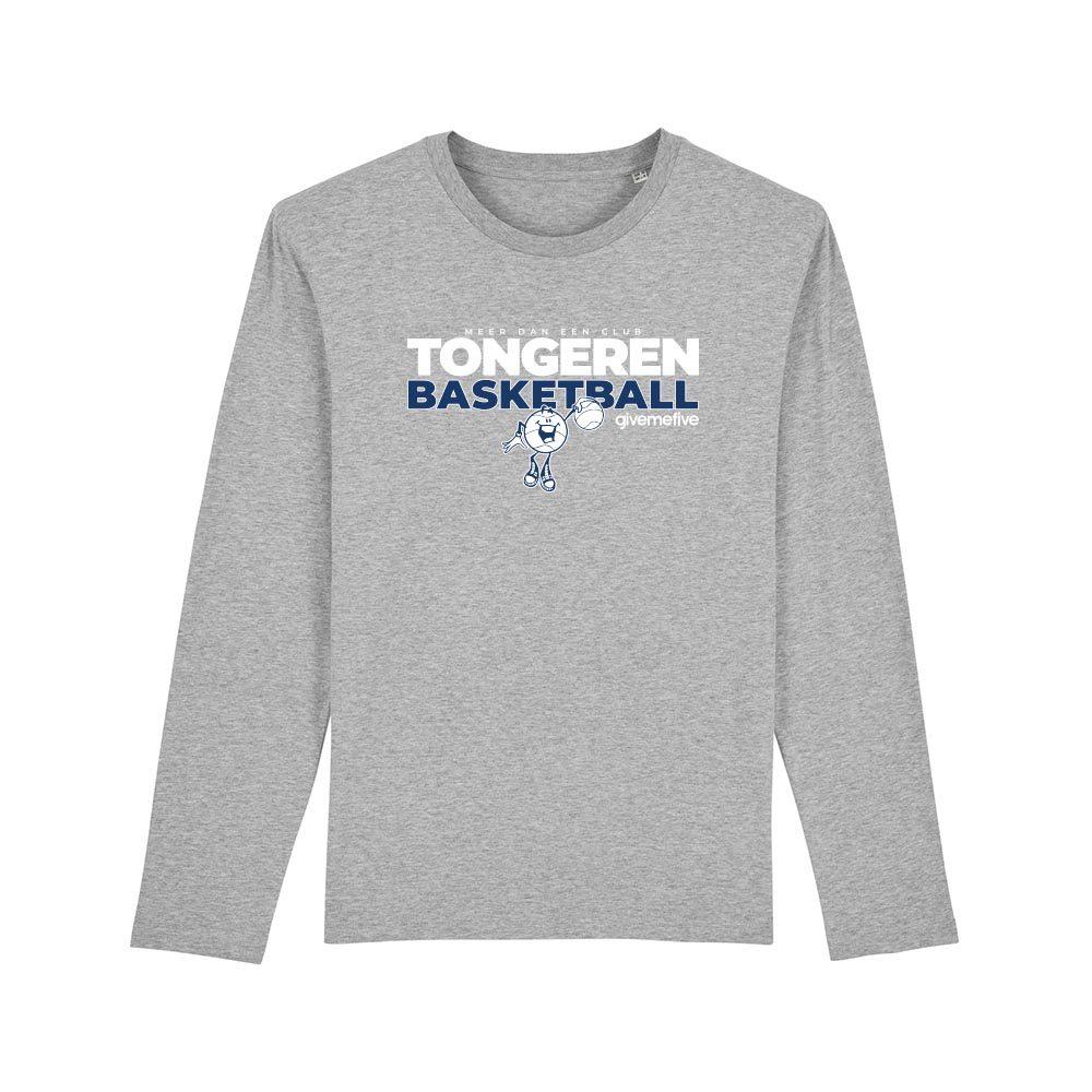 T-shirt manches longues – Tongeren Basketball