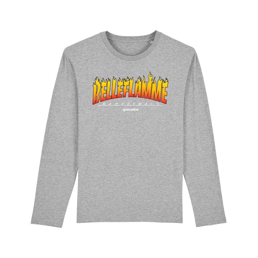T-shirt manches longues – Belleflamme