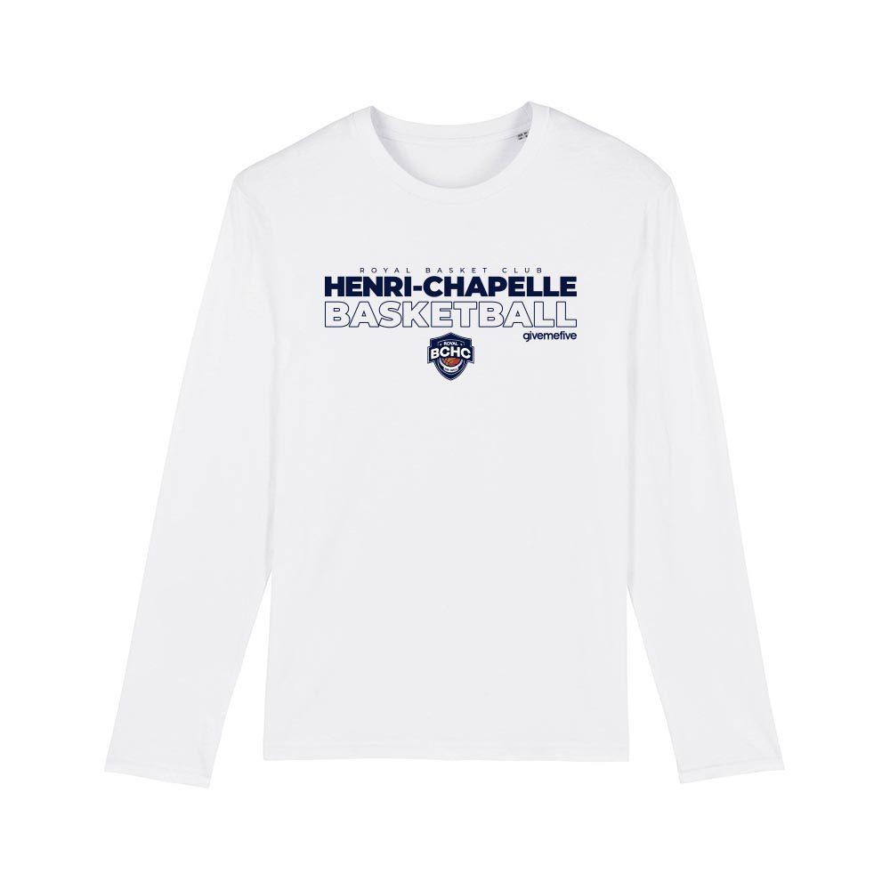 T-shirt manches longues – Henri-Chapelle Basketball