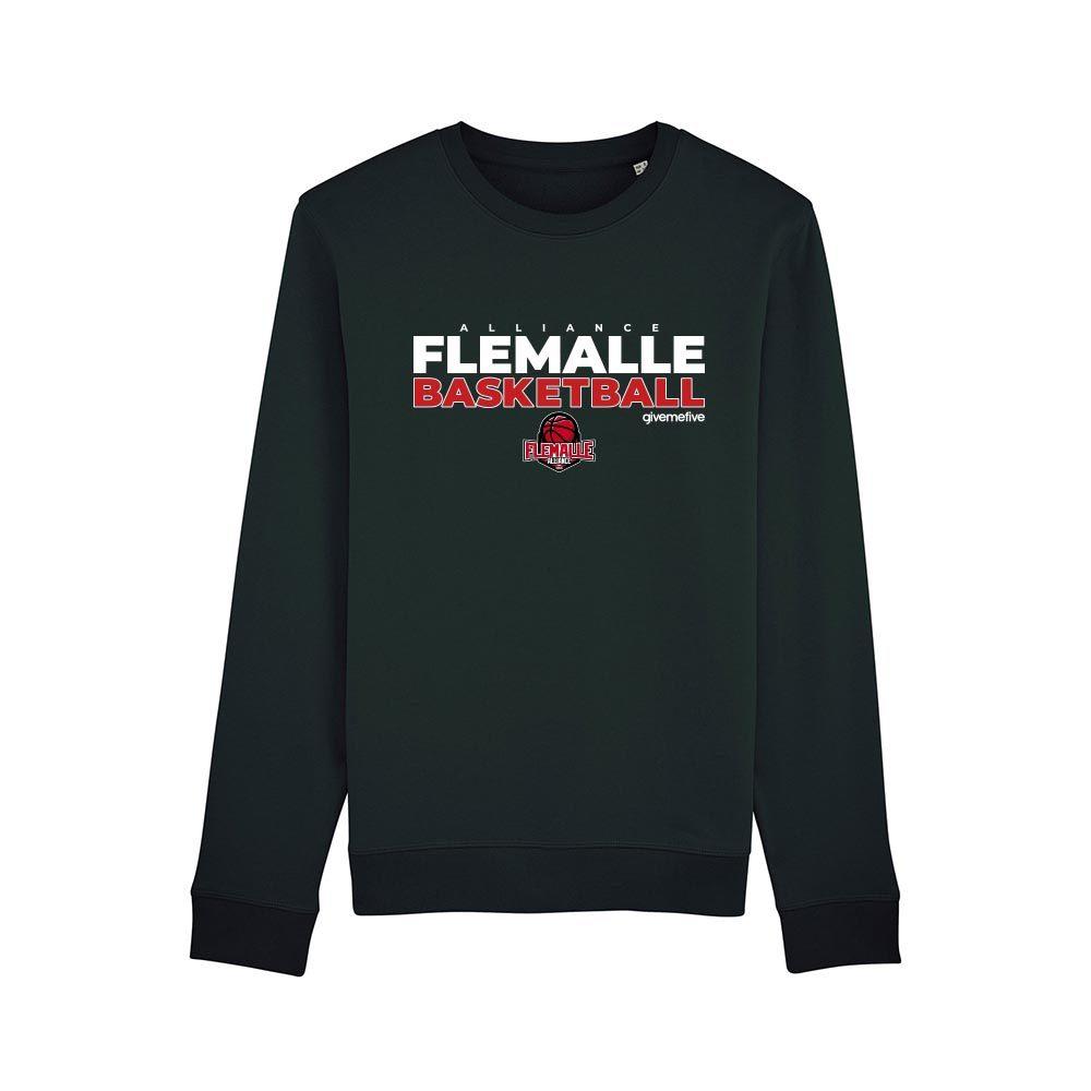 Sweat-shirt col rond – Flémalle Basketball