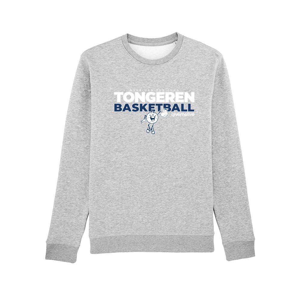 Sweat-shirt col rond – Tongeren Basketball