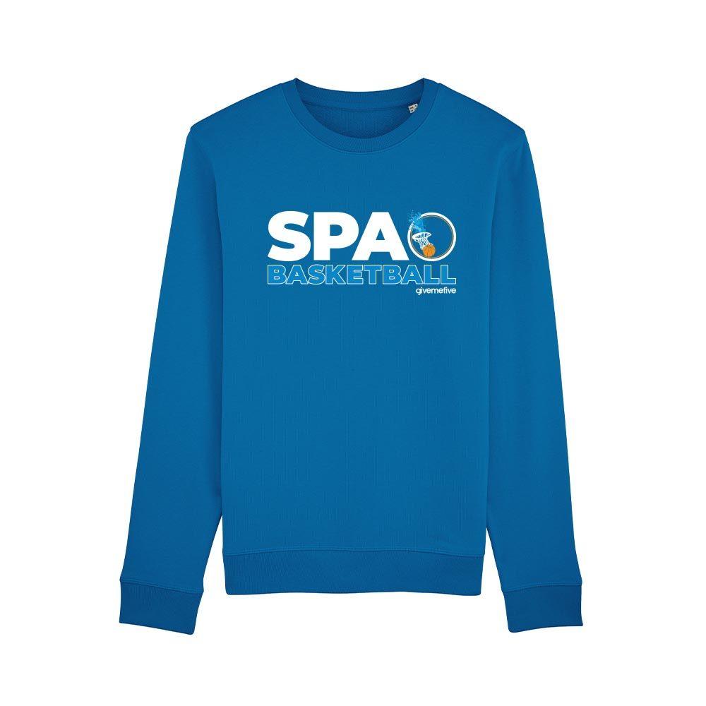 Sweat-shirt col rond – Spa Basketball