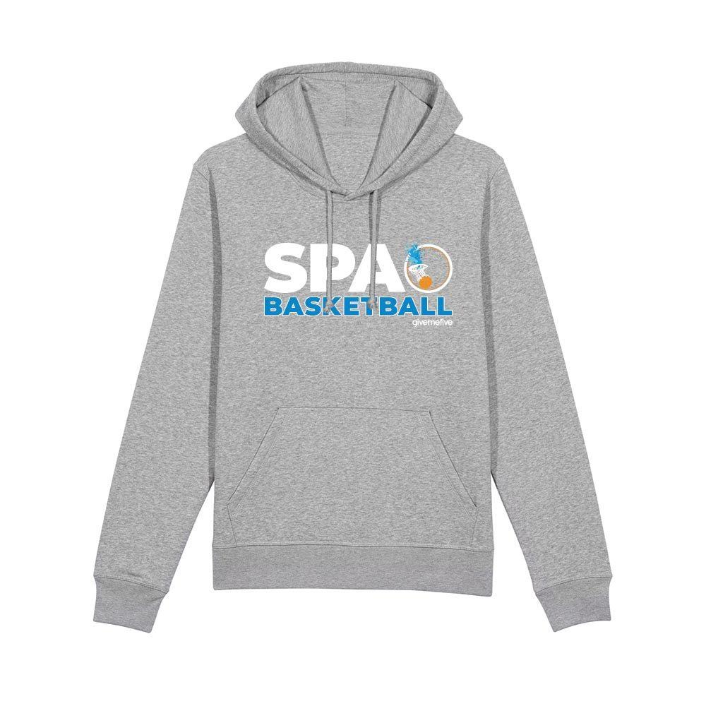 Sweat-shirt capuche – Spa Basketball