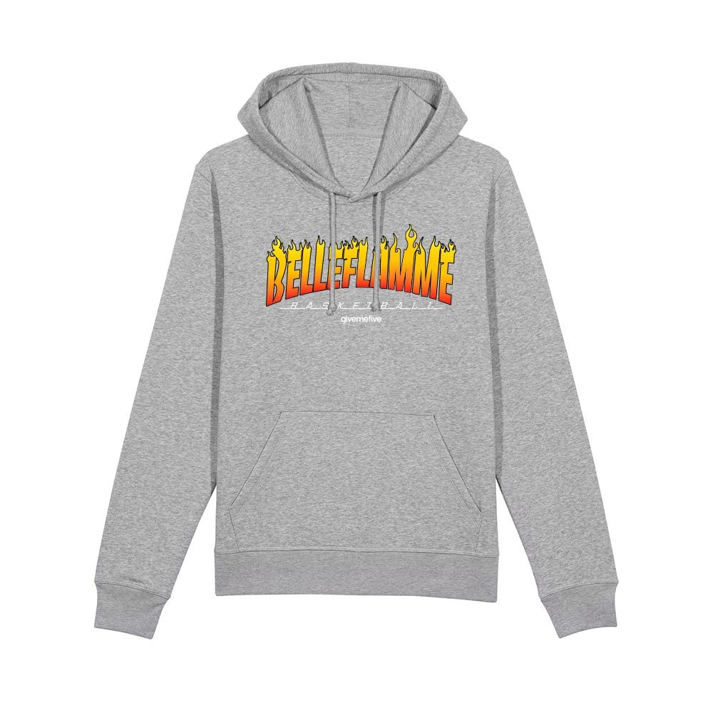 Sweat-shirt capuche – Belleflamme