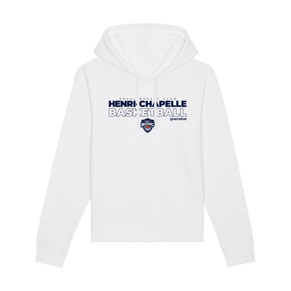 Sweat-shirt capuche – Henri-Chapelle Basketball