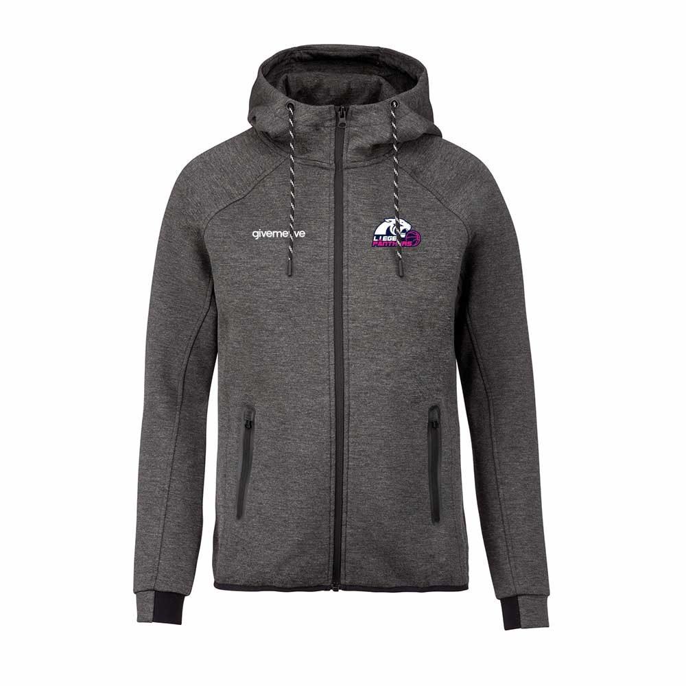 Veste capuche femme – Liège Panthers