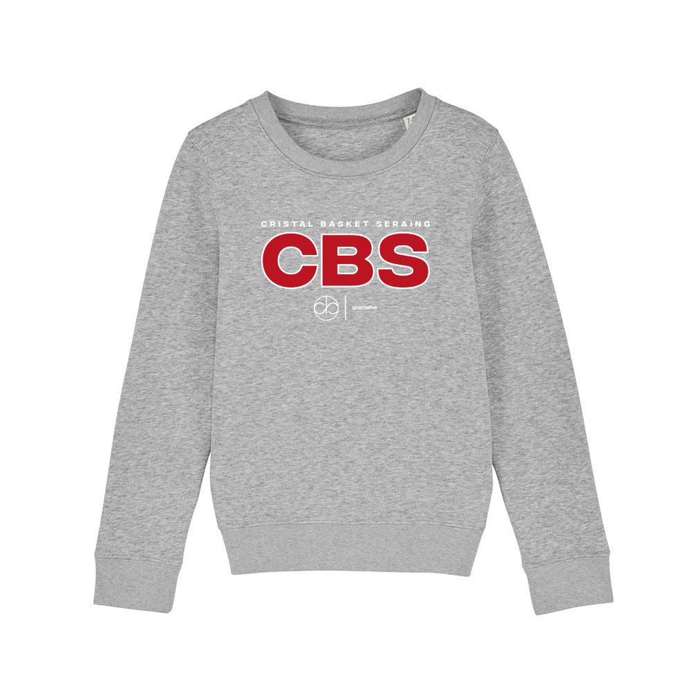 Sweatshirt enfant – Cristal Seraing