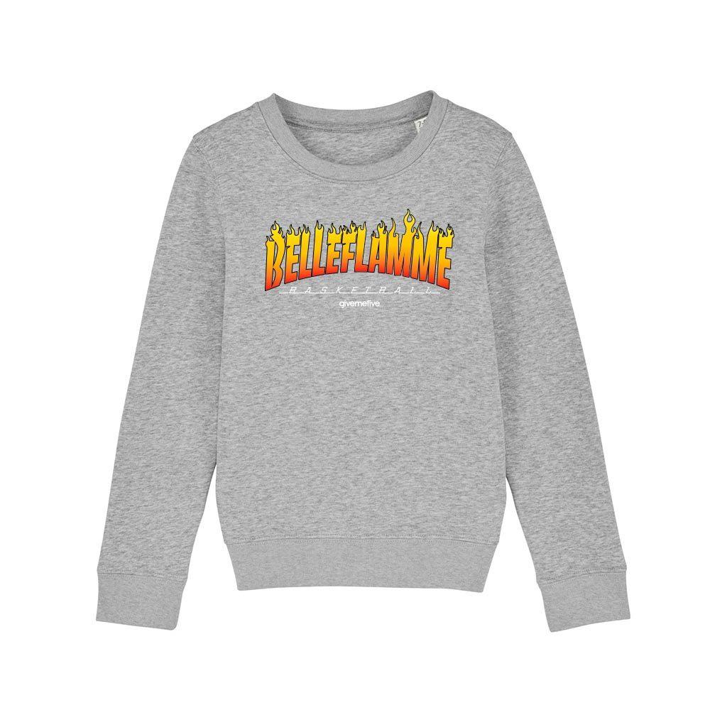 Sweatshirt enfant – Belleflamme