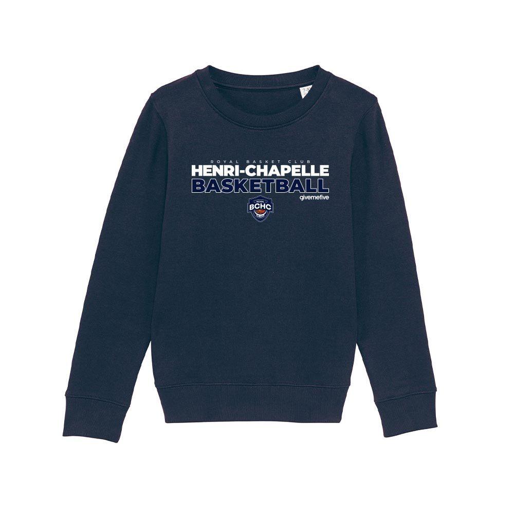 Sweatshirt enfant - Henri-Chapelle Basketball