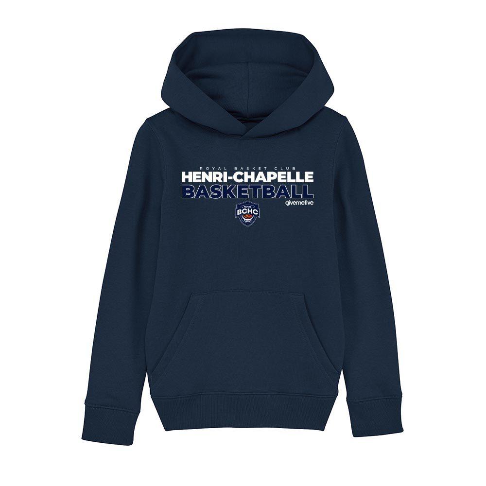Sweatshirt capuche enfant – Henri-Chapelle Basketball