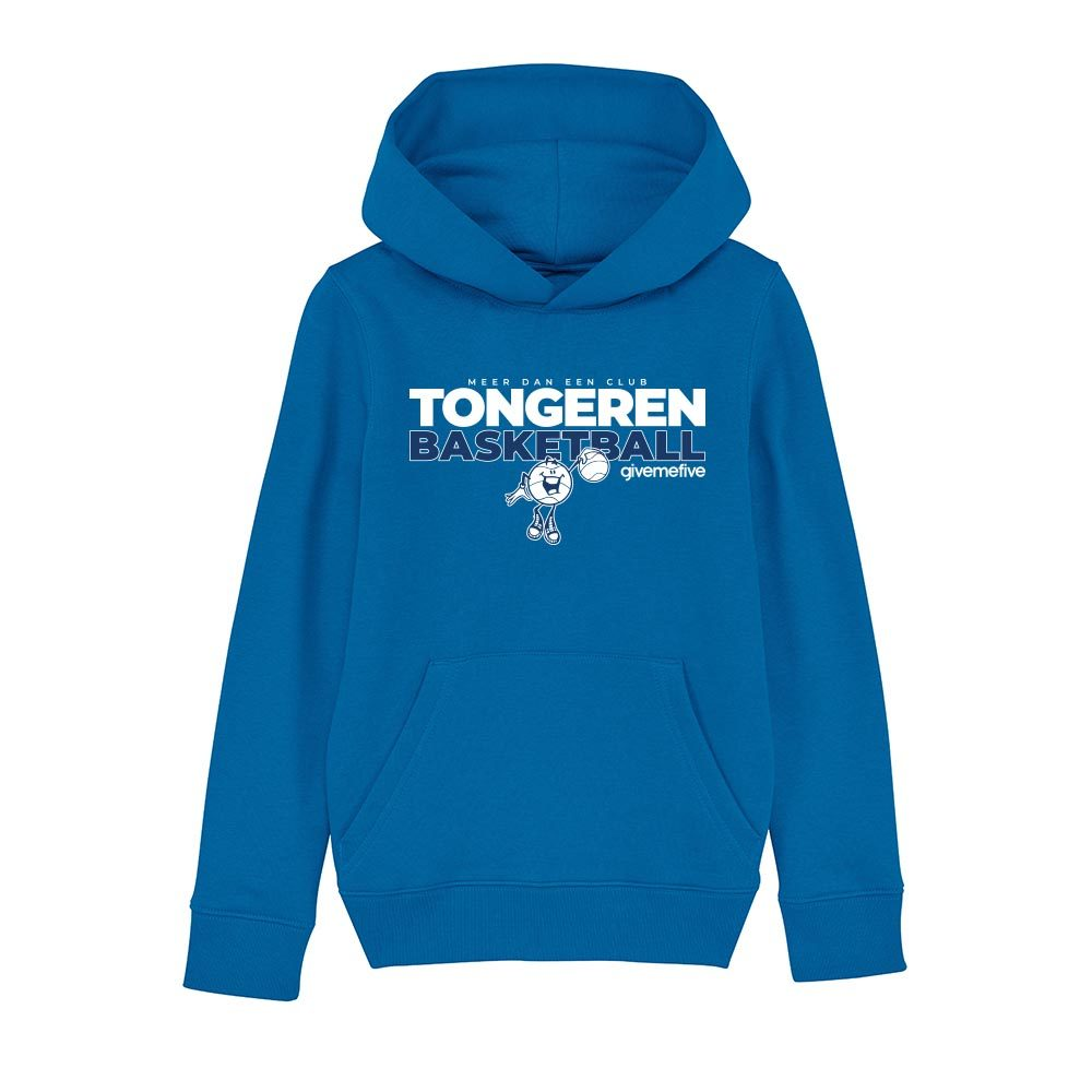 Sweatshirt capuche enfant – Tongeren Basketball
