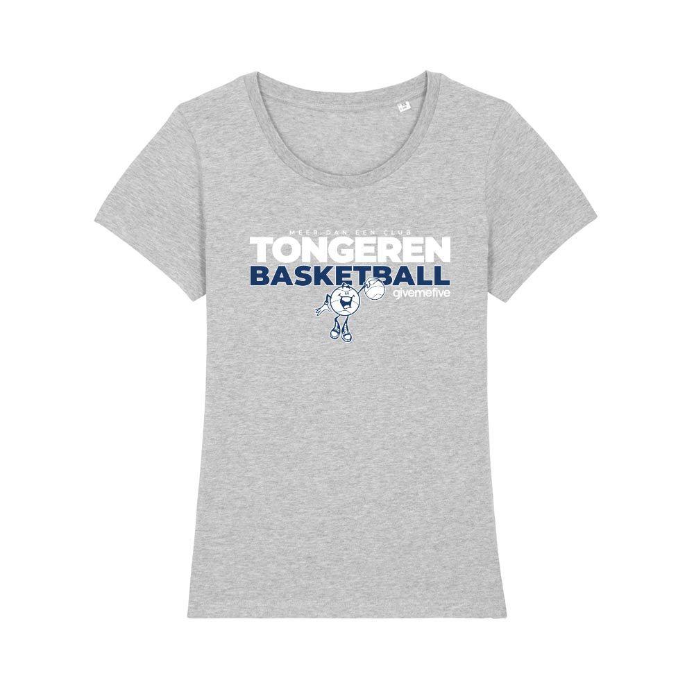 T-shirt femme - Tongeren Basketball