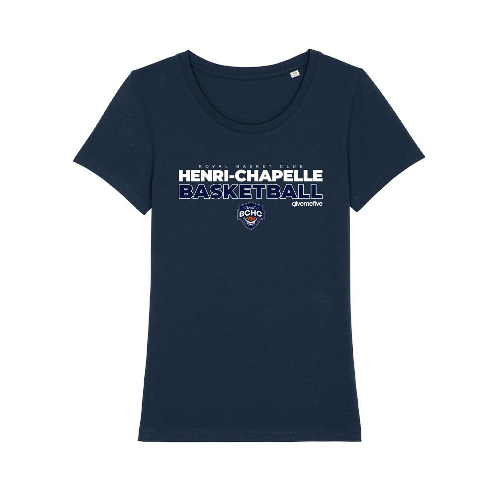 T-shirt femme - Henri-Chapelle Basketball